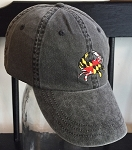 Crabs Outa Flags® Hat - Chesapeake