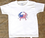 All American Crab - TODDLER T-Shirt