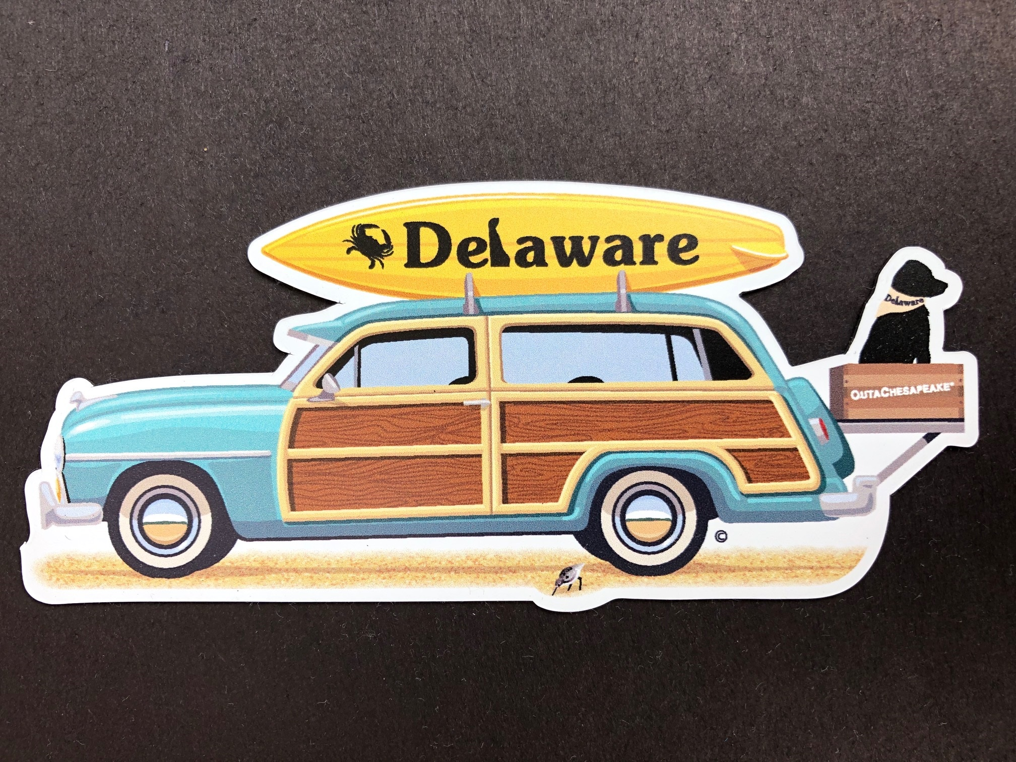 Outa Chesapeake® Delaware Woody