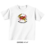 Crabs Outa Maryland - TODDLER T-Shirt