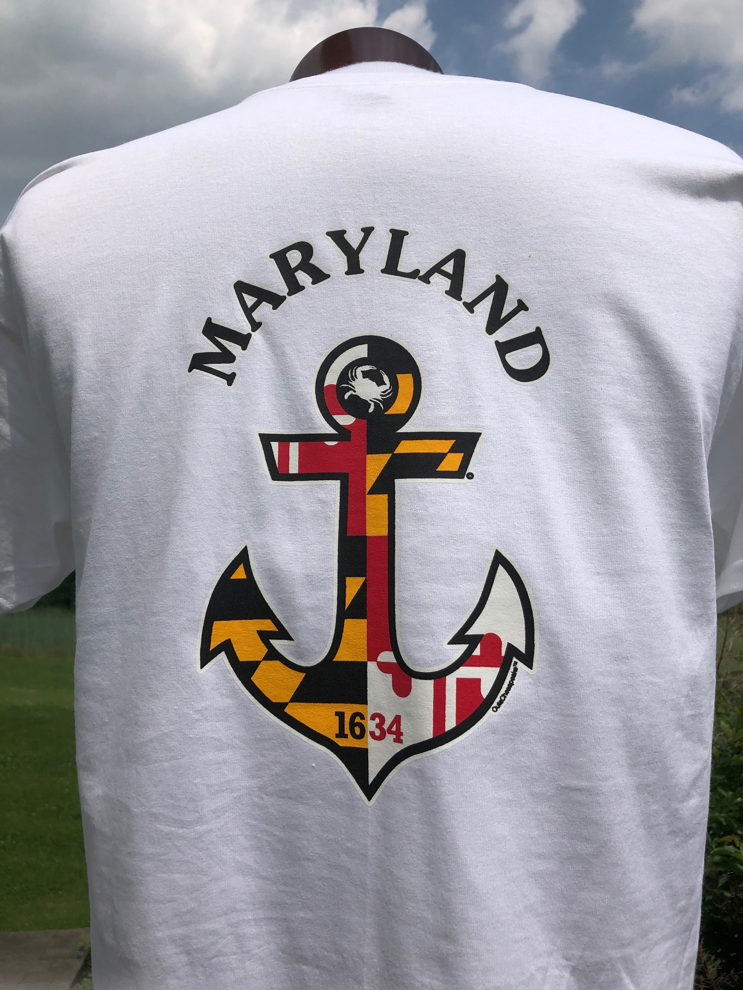 Sailin' MD T-Shirt