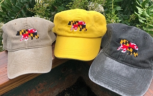 Bears Outa Maryland Hat
