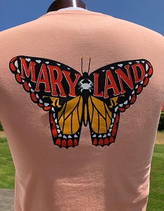 MD Butterfly T-Shirt
