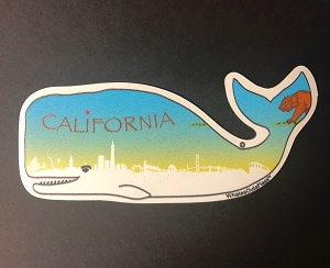 California Whale Magnet