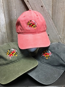 Crabs Outa Flags® Hat - New Varieties