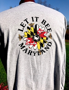 Let It Bee Maryland Black Eyed Susan T-Shirt