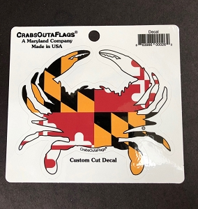 Family Outa Crabs Decals