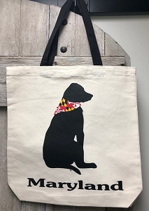 Outa Chesapeake ®- Big Dog Tote