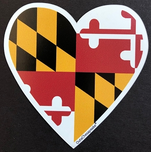 Outa Chesapeake® Maryland Heart