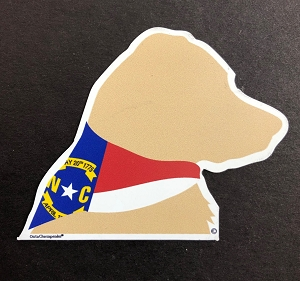 Outa Chesapeake® NC Yellow Dog Head