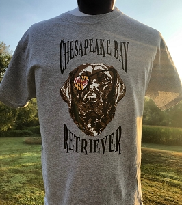 Outa Chesapeake® Chesapeake Bay Retriever T-Shirt