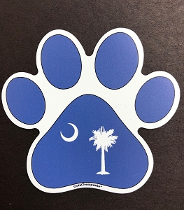 Outa Chesapeake® South Carolina Paw Print