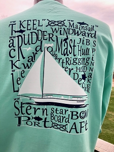 Sailing Terms T-Shirt