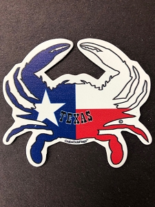 Crabs Outa Texas - Custom Cut