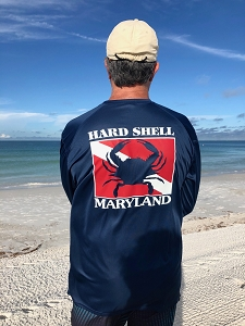 HardShell® Dive Maryland UV/UPF Shirt