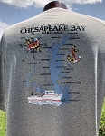 Hardshell™  Chesapeake Bay 50+ UPF Shirt