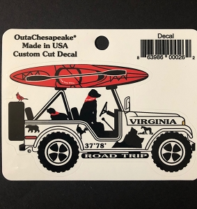 Virginia Surf Buggy