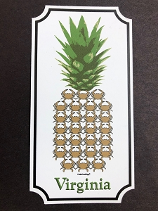 Outa Chesapeake® Virginia Pineapple