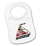 Outa Chesapeake® - MD Sailboat Bib