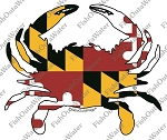 Crabs Outa Maryland - Custom Cut