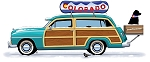 Outa Colorado™ Vintage Woody