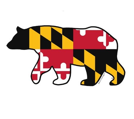 Bears Outa Maryland - Custom Cut