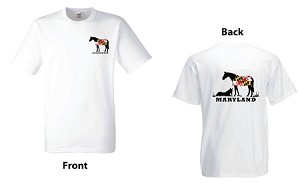 Outa Chesapeake® - Horse T-Shirt