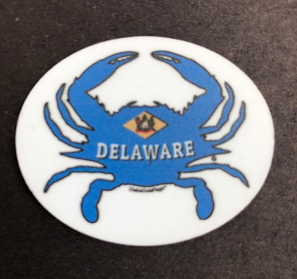 Crabs Outa Delaware Magnet