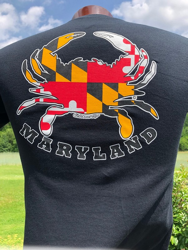 Crabs Outa Maryland T-Shirt