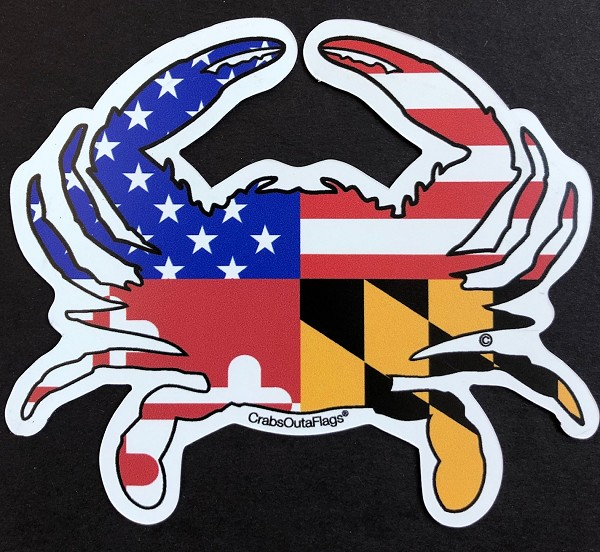 Crabs Outa Maryland & All American