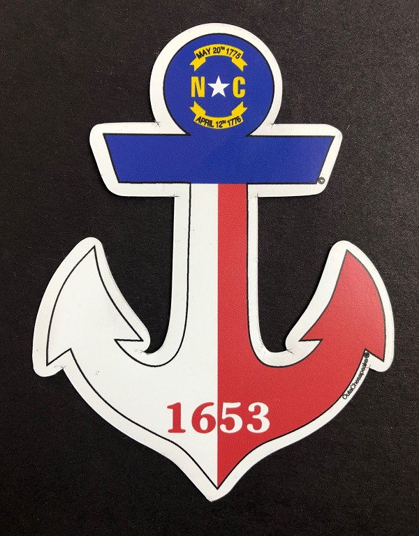 Outa Chesapeake® NC Anchor