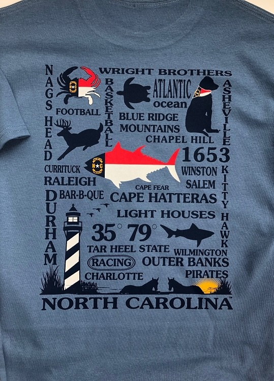 North Carolina's Best T-Shirt